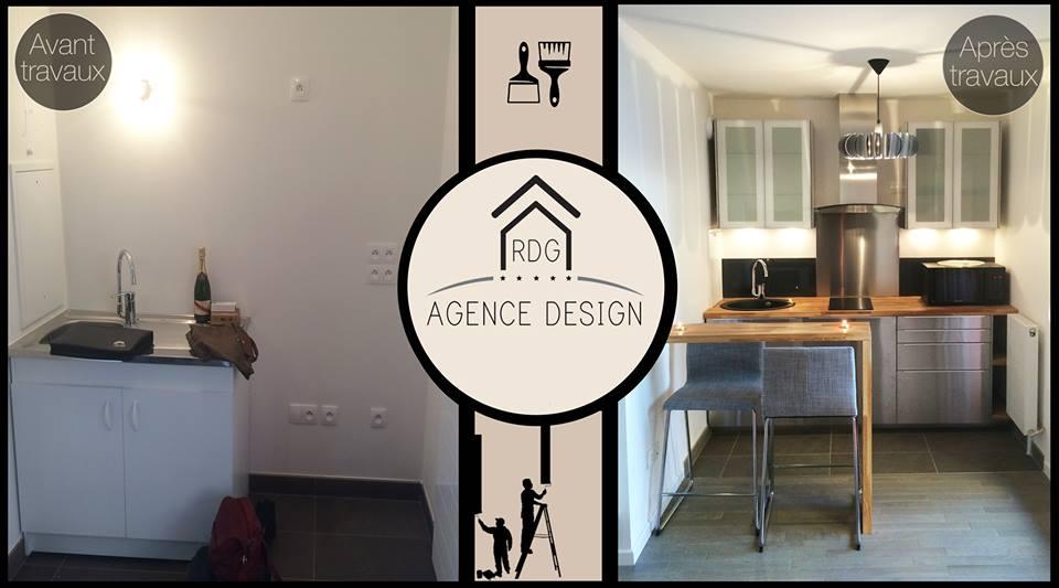 Studio rénovation cuisine - RDG Agence Design