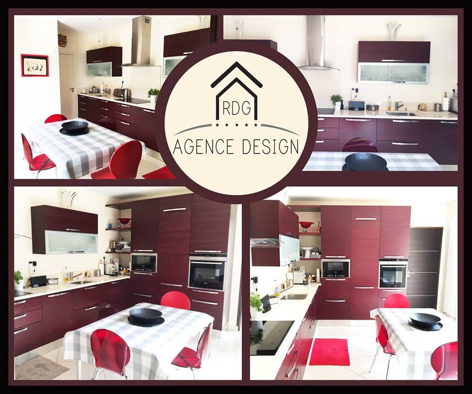 Rénovation cuisine - RDG Agence Design