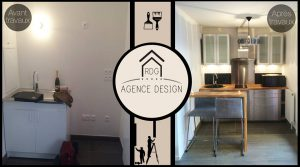 Rénovation cuisine studios - RDG Agence Design