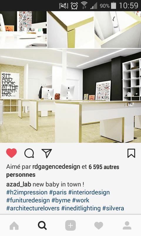 Rénovation bureaux RDG Agence Design
