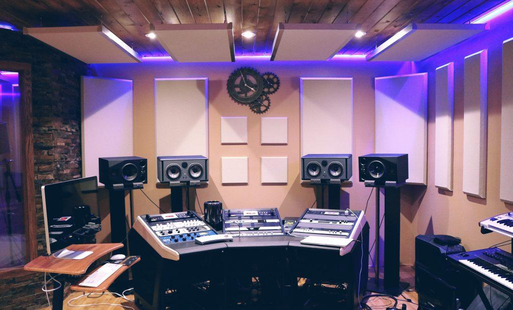 Studios d'enregistrements - RDG