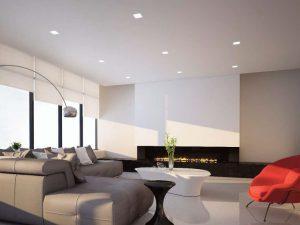 Faux plafonds - Plafond tendu